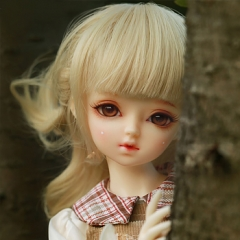 1/4 Kid Bjd Leisure Fullset/Rainy