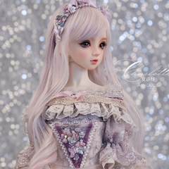 1/3 Youth BJD Retro Princess Dress/Charlotte