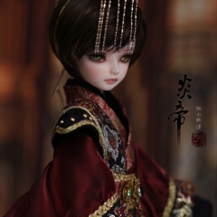 1/6 Starry Body Chinese Ancient Clothes Fullset--Yan
