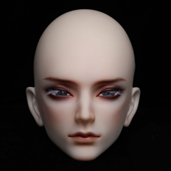 White eyelash western-style (Face up)