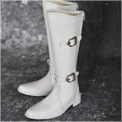 70+ knight Euro boots (white)
