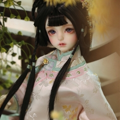 1/3 62cm Mesona Cheongsam dress